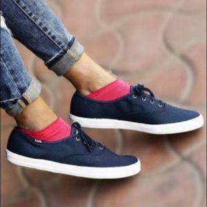KEDS Ortholite Navy Blue Sneakers